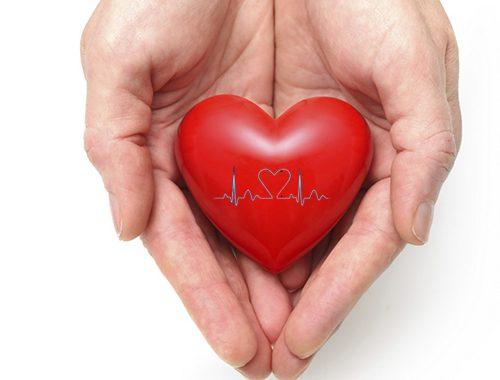 registra la frequenza cardiaca con cui il cuore si contrae e si espande